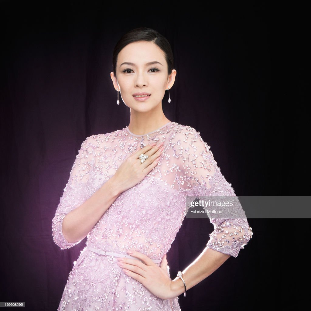 Zhang Ziyi is photographed for Self Assignment on May 20, 2013 in