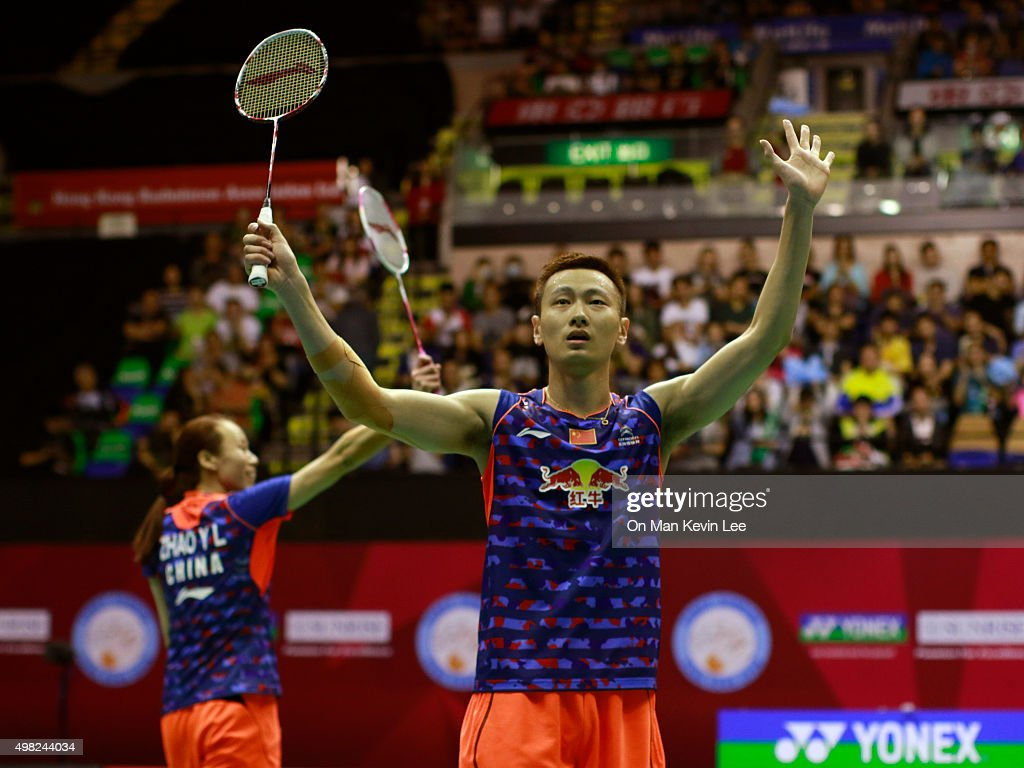 Zhang Nan Badminton Player s – of Zhang Nan