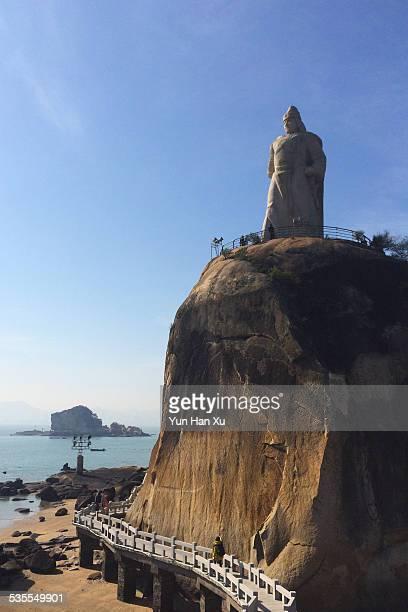 Zhengchenggong Statue, Xiamen, China