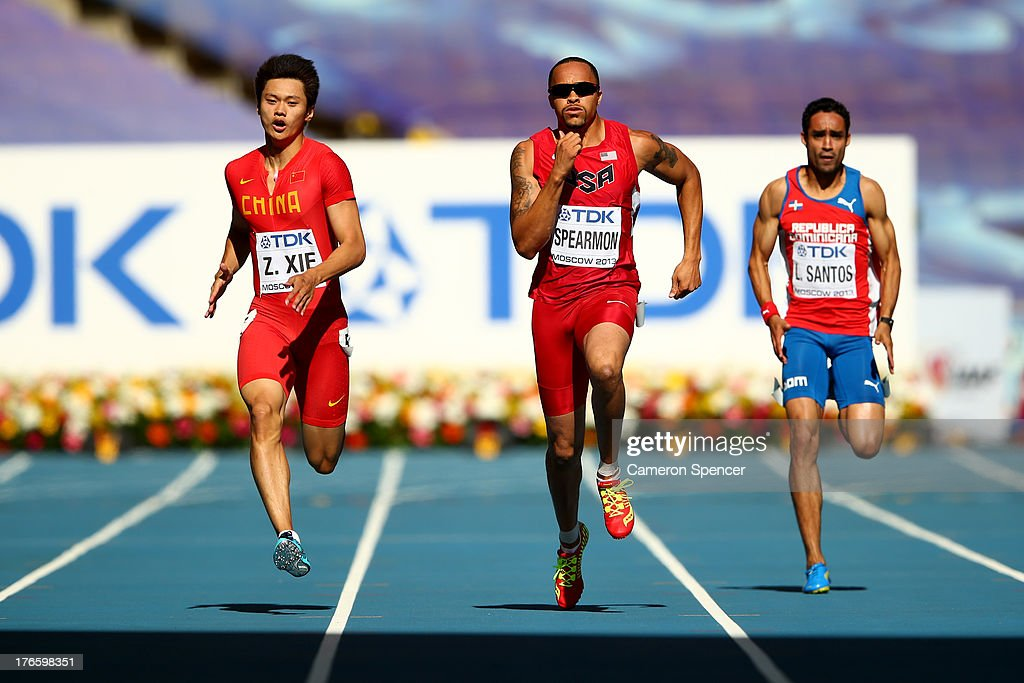 Wallace (ID) United States  city pictures gallery : 14th IAAF World Athletics Championships Moscow 2013 Day Seven ...