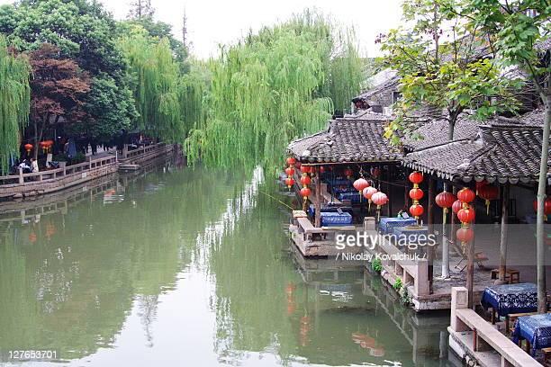 Zhouzhuang is town in Jiangsu province, China