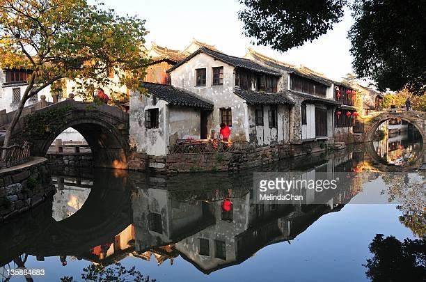 ZhouZhuang Water Town in China