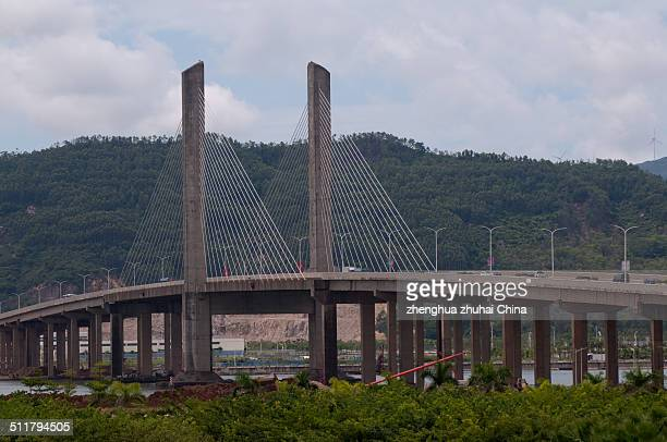 Zhuhai Hengqin bridge