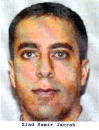 Ziad Samir Jarrah one of the suspected hijackers of United Airlines that crashed in rural southwest Pennsylvania on September 11 2001 during a terror...