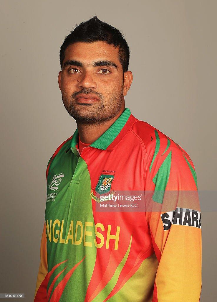 Bangladesh Headshots - ICC World Twenty20 Bangladesh 2014