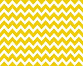 Seamless Background with zig zag pattern orange and white
