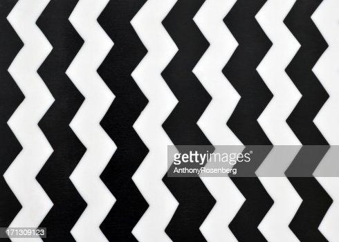 Zigzag foto e immagini stock getty images for Design stuhl zig zag