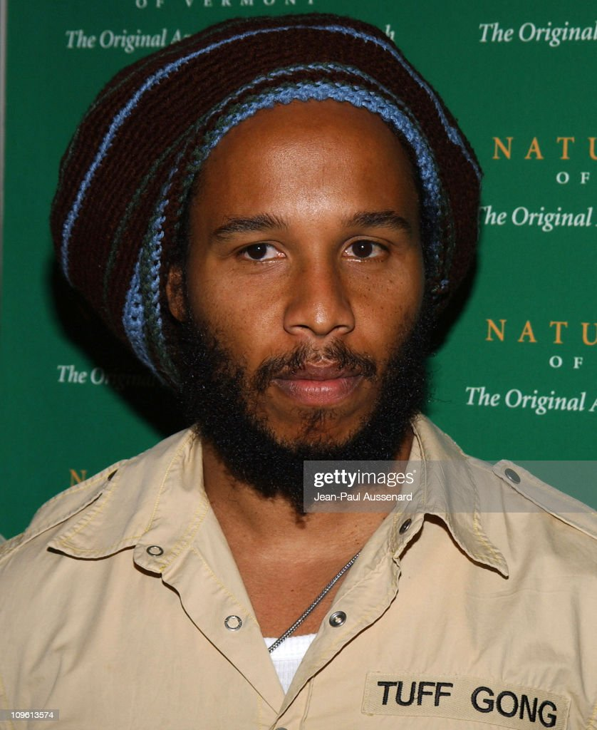 Ziggy Marley at Naturopatch during Silver Spoon Hollywood Buffet Day 2 at Private Residence in Beverly Hills California United States