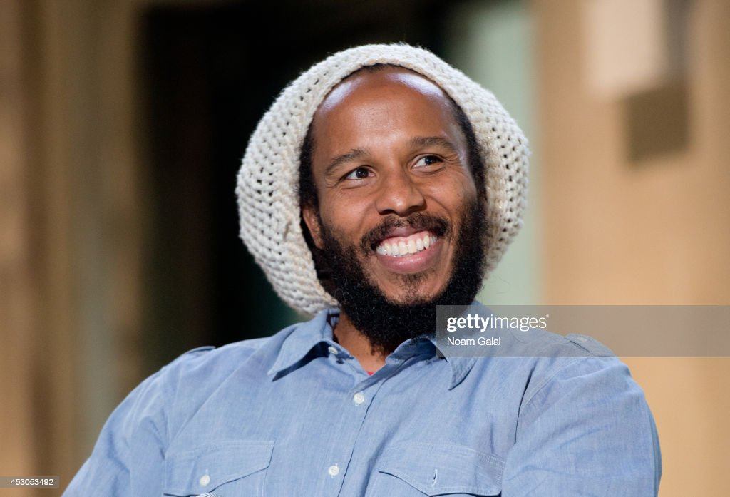 Ziggy Marley attends AOL's Build Speakers Series: Ziggy Marley on August 1, 2014 in New York, United States.