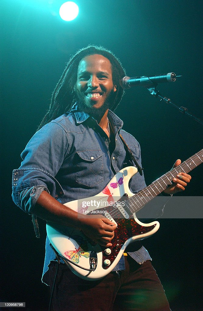 Ziggy Marley during KBCO Studio C 15th Anniversary Concert at Temple Buell Theater in Denver Colorado United States