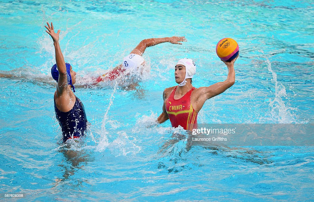 Water Polo - Olympics: Day 4