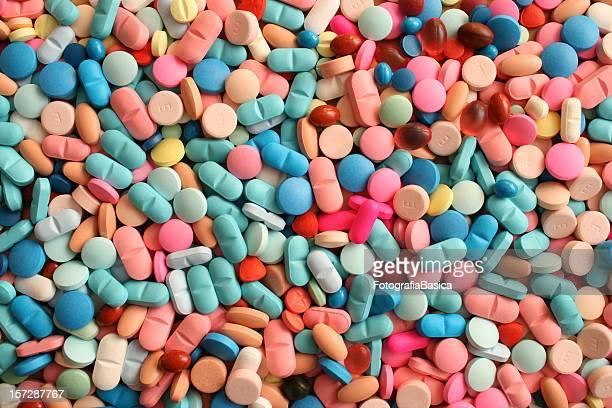 Zillion pills