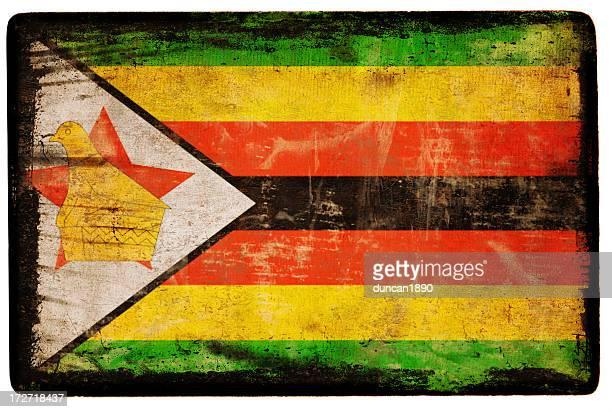 Simbabwe-Flagge XXL