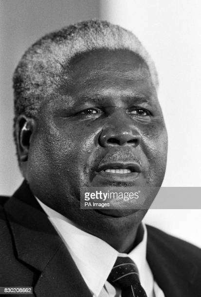 Joshua nkomo pictures and photos getty images for Conference table 1998 99