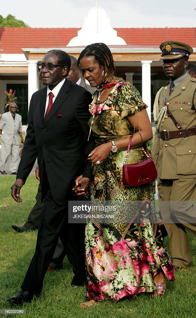the role of robert mugabe in zimbabwes bad state Most zimbabweans remember moyo as the khaki-clad general who went on state television in the early hours of nov 15 to announce the military takeover that ended mugabe's 37-year rule.