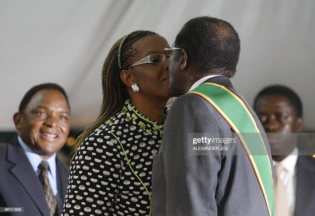 Grace Mugabe | Getty Images