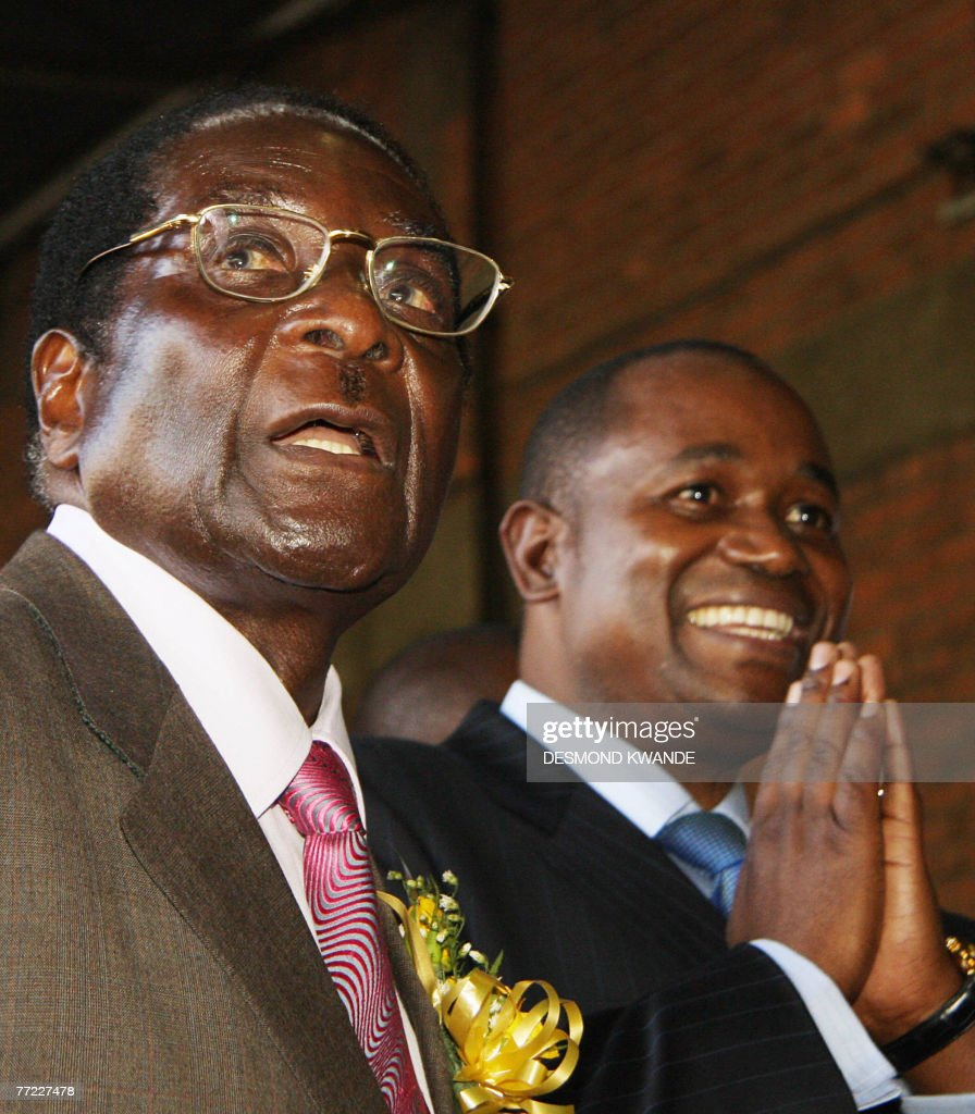Robert Mugabe | Getty Images