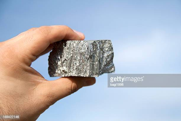Zinc mine nugget