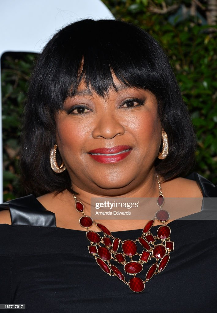 <a gi-track='captionPersonalityLinkClicked' href=/galleries/search?phrase=Zindzi+Mandela&family=editorial&specificpeople=4650558 ng-click='$event.stopPropagation()'>Zindzi Mandela</a> arrives at the Los Angeles premiere of 'Mandela: Long Walk To Freedom' at ArcLight Cinemas Cinerama Dome on November 11, 2013 in Hollywood, California.