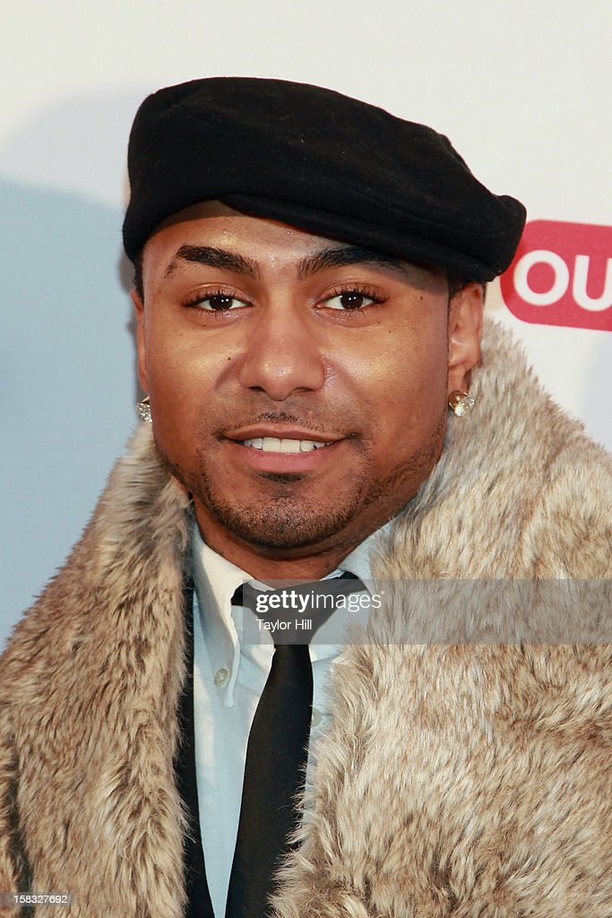 Zion attends the 2012 Mirror Mirror Awards at The Union Square Ballroom on December 12, 2012 in New York City.