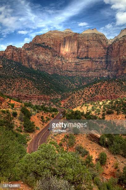 Zion nationalpark stock fotos und bilder getty images for Zion motors st george