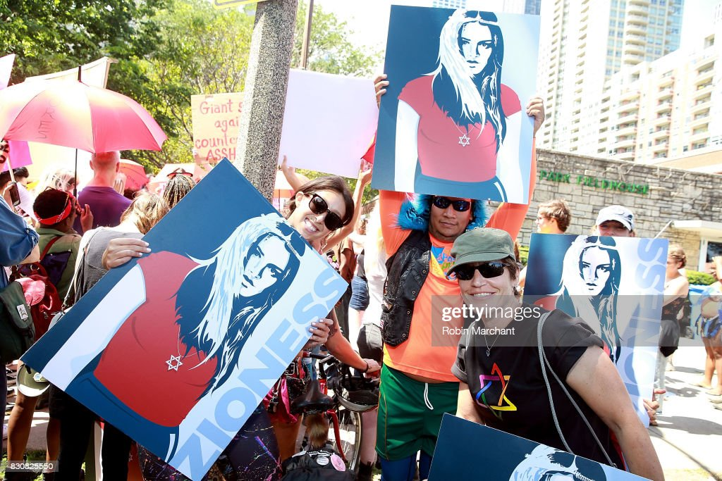 Zioness Movement Marches with Chicago SlutWalk on August 12, 2017 in Chicago, Illinois.