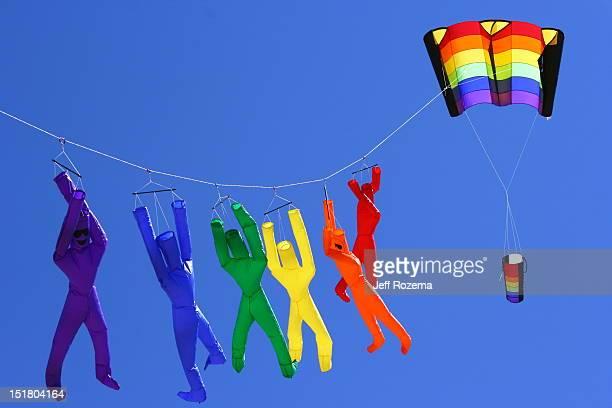 Zip Line Kite