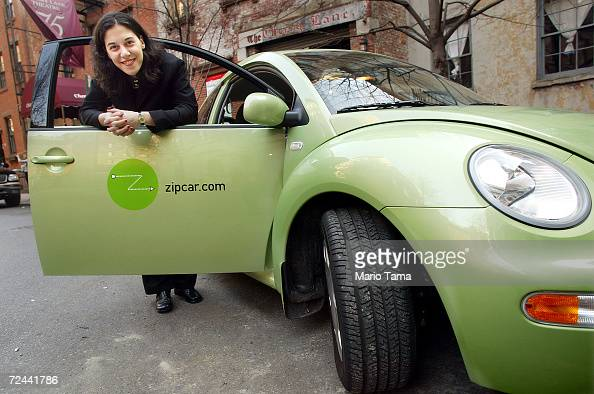 zipcars available in new york city pictures getty images. Black Bedroom Furniture Sets. Home Design Ideas