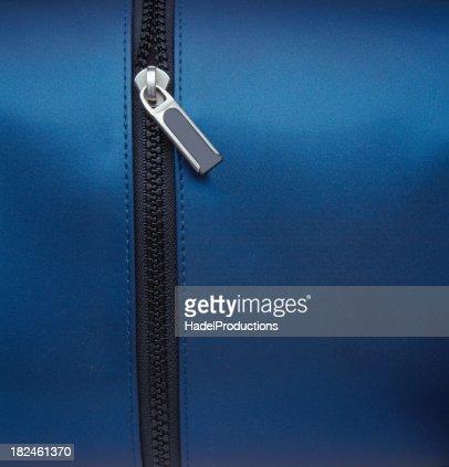 Zipper Closeup