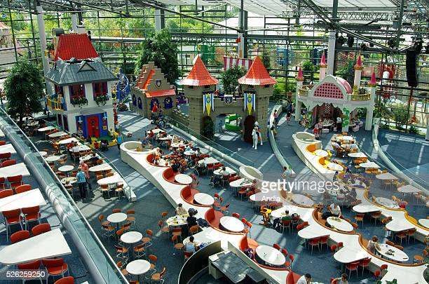 Playmobil Fun Park is located in one of the towns where the famous figurines owned by the German toy company Geobra are being produced The other...