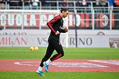ITA: AC Milan v Udinese Calcio - Serie A