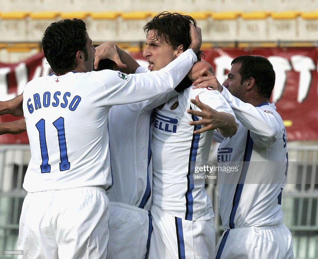Serie A Livorno v Inter Milan s and