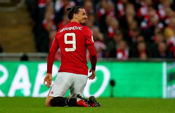Southampton v Manchester United - EFL Cup Final : News Photo