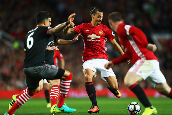 Manchester United v Southampton - Premier League : News Photo