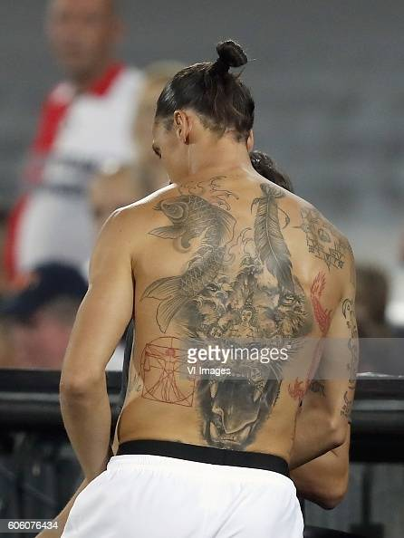 Manchester United Tattoo Stock Photos and Pictures | Getty ...
