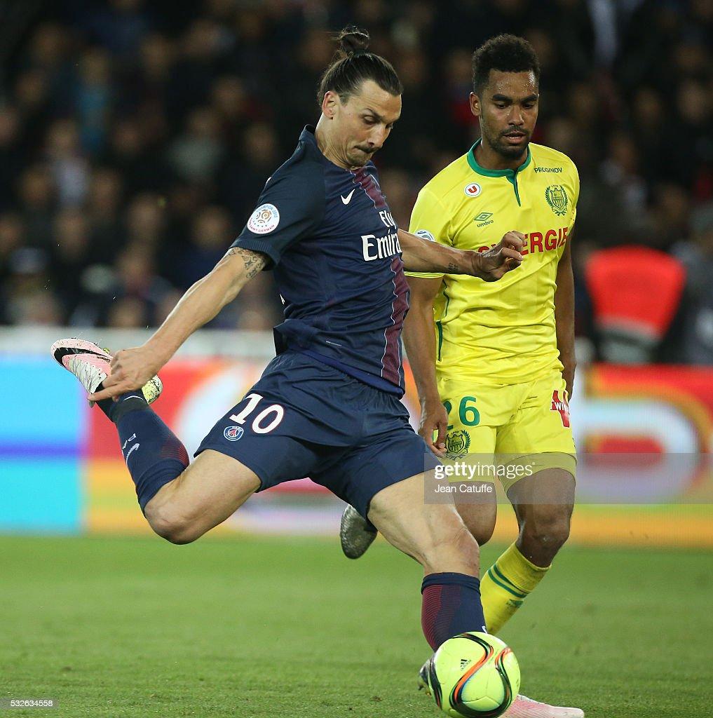Paris Saint Germain V Angers Sco Ligue 1: Paris Saint-Germain V FC Nantes - Ligue 1