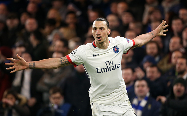 Chelsea FC v Paris Saint-Germain - UEFA Champons League : News Photo