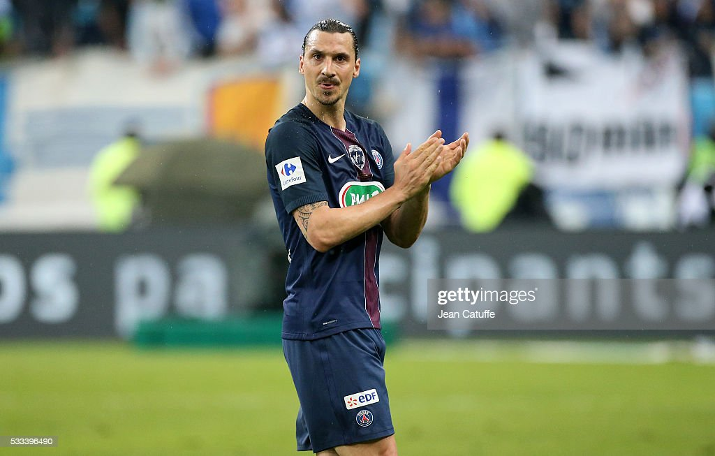 Paris Saint-Germain v Olympique de Marseille - French Cup Final : News Photo
