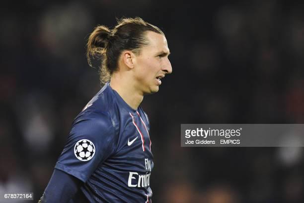 Zlatan Ibrahimovic Paris SaintGermain