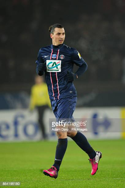 Zlatan Ibrahimovic Paris SaintGermain