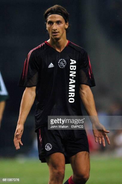 Zlatan Ibrahimovich Ajax