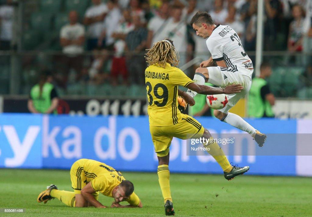 Legia Warszawa v FC Sheriff Tiraspol - Europa League playoff