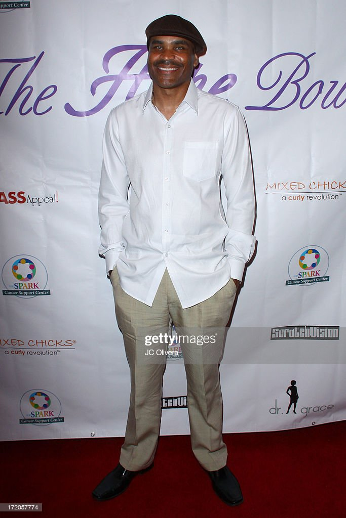 Zo Williams attends The Hope Bowl Benefiting WE Spark Cancer Support Center at Lucky Strike Lanes at L.A. Live on June 30, 2013 in Los Angeles, California.