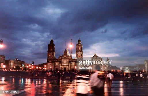 Zocalo square - Mexico