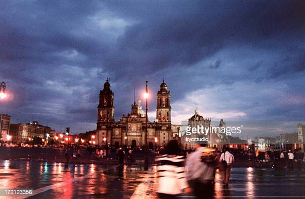 Zocalo square - Mexico