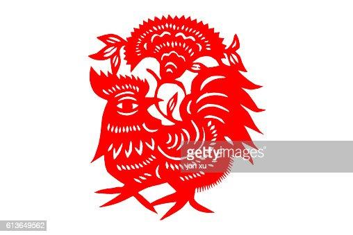 12 Zodiac (Chinese folk culture) chicken