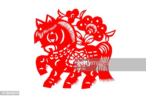 12 Zodiac (Chinese folk culture)Horse