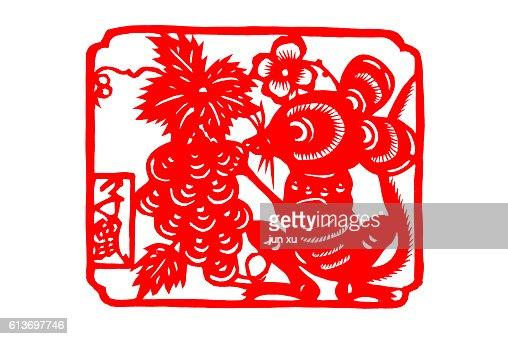 12 Zodiac (Chinese folk culture) mouse