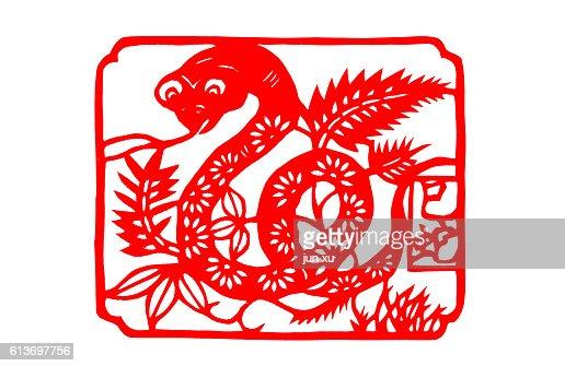 12 Zodiac (Chinese folk culture) snake