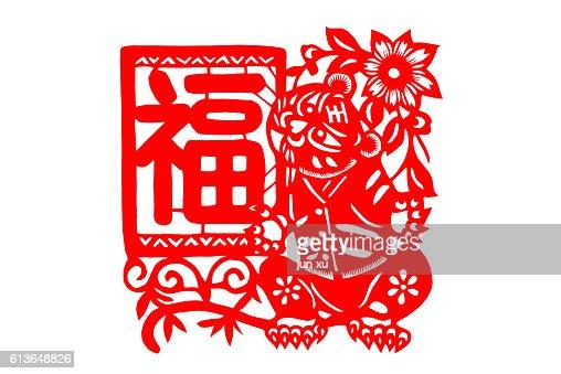 12 Zodiac (folk culture of China) Tiger